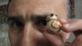 Aldo Rodrigo Sanchez Tovar Star Wars The Force Awakens CRONOS Tiempo De Todo Plastilina modeling Clay Figures Monterrey (1)