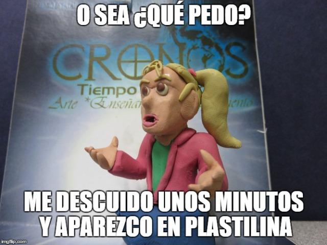 Aldo Rodrigo Sanchez Tovar Modeling Clay Plastilina Memes Boat Cat Chubby Bubbles Girl O Sea Que Pedo Awesome Filosoraptor (3)