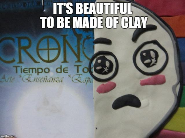 Memes Aldo Rodrigo Sanchez Tovar CRONOS Tiempo de Todo Monterrey Plastilina Modeling Clay (7)