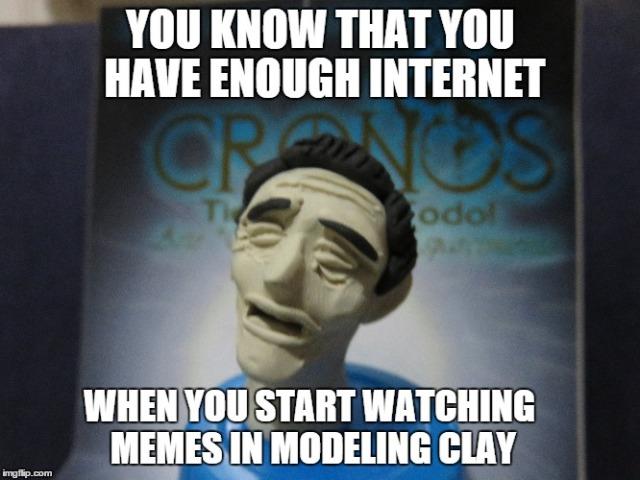 Memes Aldo Rodrigo Sanchez Tovar CRONOS Tiempo de Todo Monterrey Plastilina Modeling Clay (8)